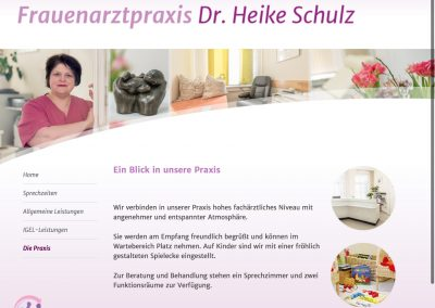 Dr. Heike Schulz