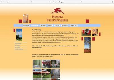Hospiz Friedensberg