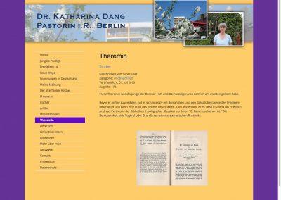 Dr. Katharina Dang